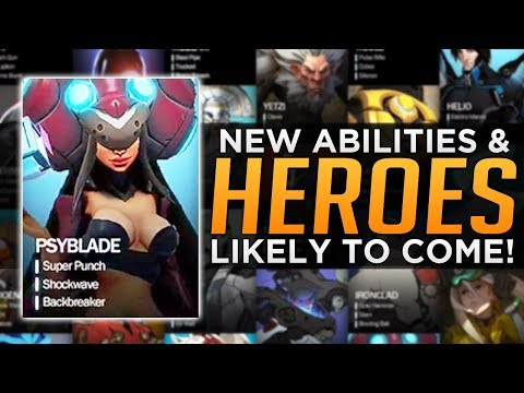 Overwatch: NEW Heroes & Abilities We're Likely to Get! thumbnail