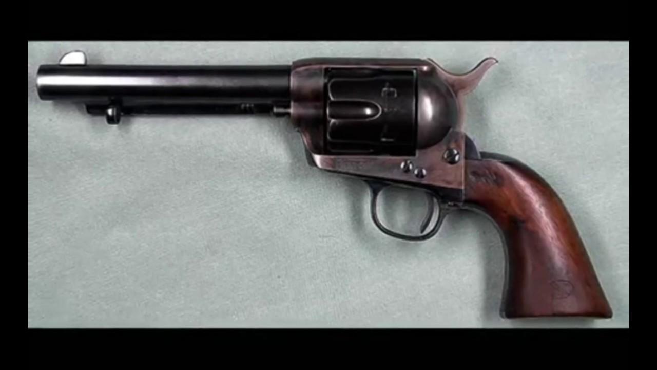A Historia De Samuel Colt O Criador Do Revólver