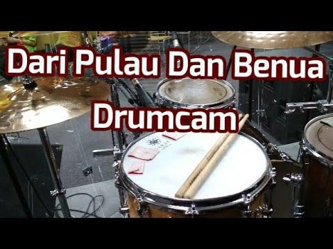 Dari Pulau dan Benua - Drumcam (Barry Likumahuwa Version)