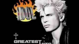 Billy Idol - White Wedding Lyrics