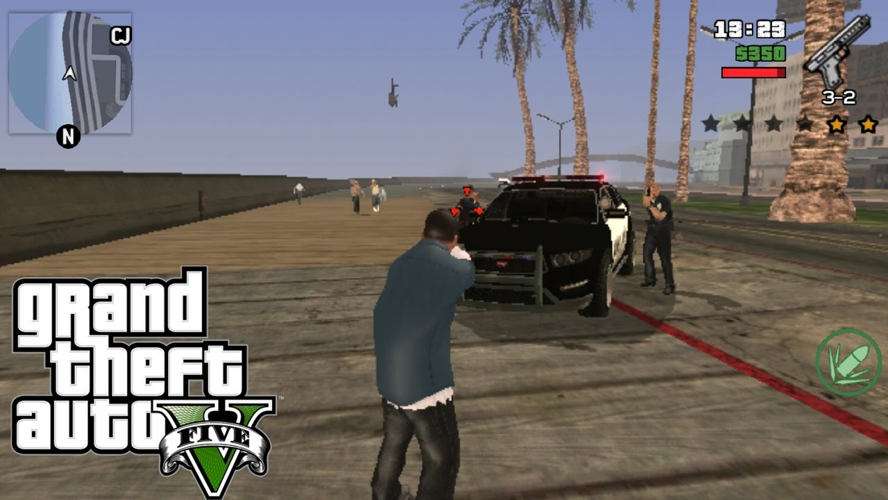 gta 5 mod crazy4android