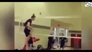 Jordan Kilganon smash volleyball Video