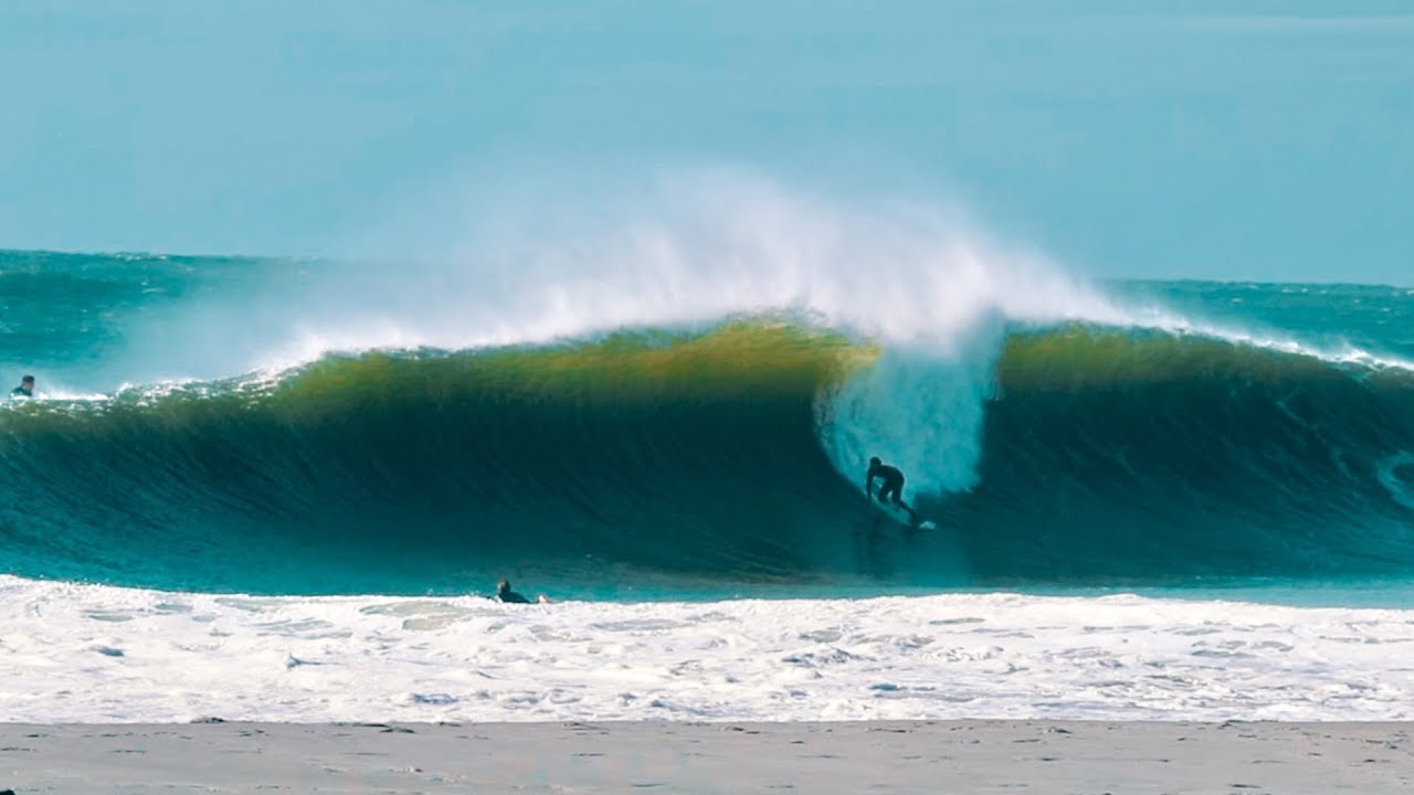 Monster Barrels in New York October 2019