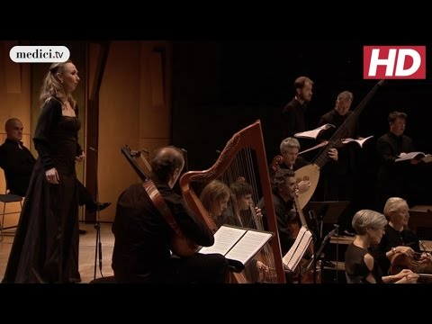 Monteverdi: Madrigals, Book VIII - Lamento de la Ninfa (Les Arts Florissants)
