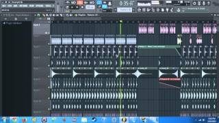 2015 FL Studio 12 Dubstep