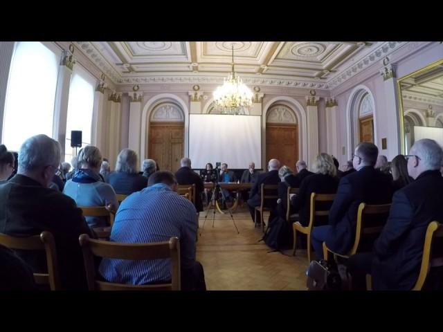 Hariduskonverents-Hea haridus ja hea kasvatus ja kaplanite roll