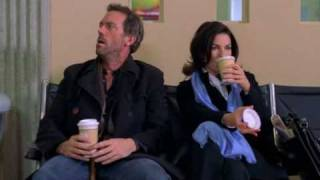 House & Stacy - Sela Ward & Hugh Laurie.