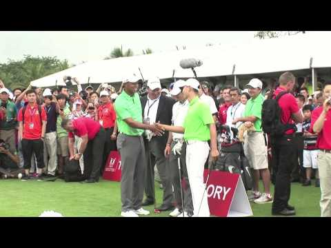 The Match at Mission Hills Highlights: Tiger Woods vs. Rory McIlroy