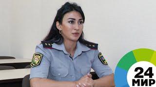 Девушка с характером: жительница Азербайджана – полицейский и пауэрлифтер