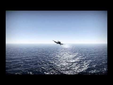 Warthunder SBD Dauntless