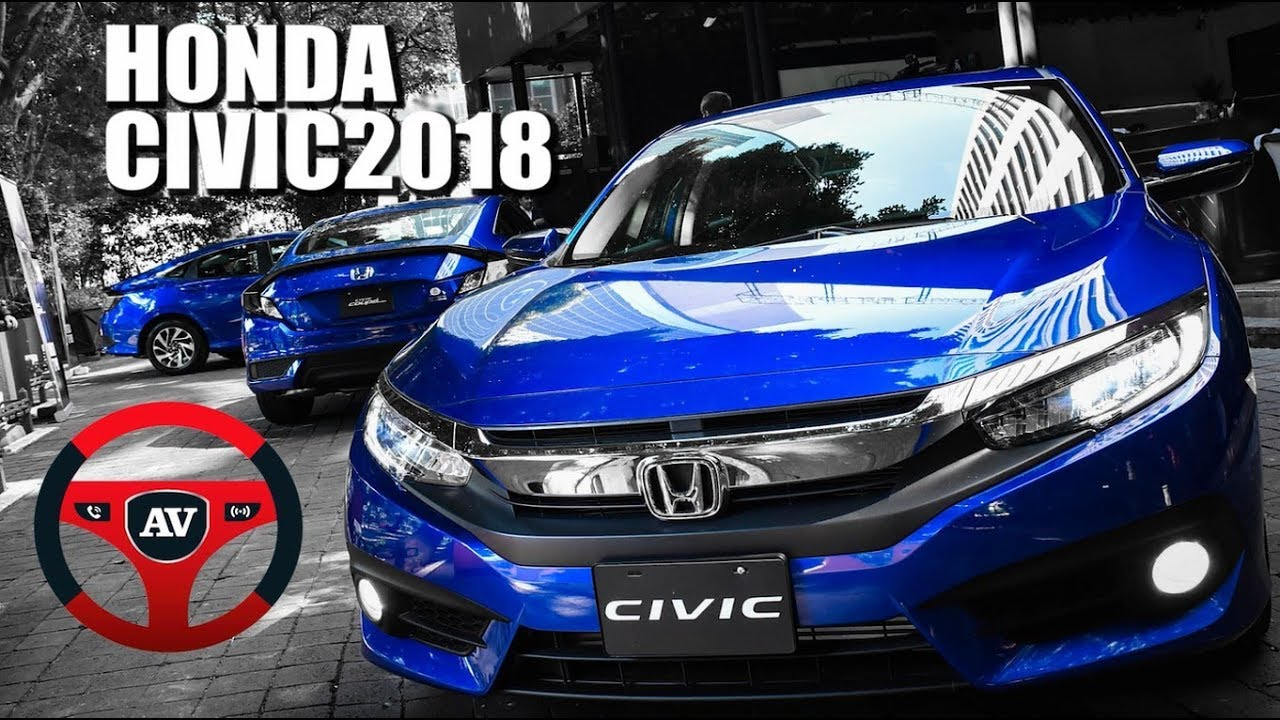 Honda Civic 2018 - YouTube