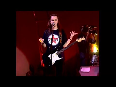 Dizzy Mizz Lizzy - Live Concert on Danish TV - 1994