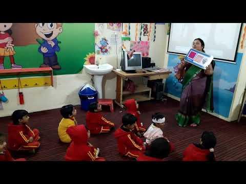 Teaching Methodology at Step One School,Alwar