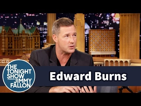 Edward Burns' Amateur Bar Band Turned Pro  for Coldplay at MSG