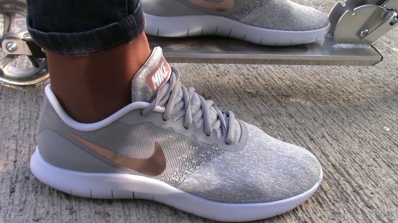 zapatillas nike mujer 2017 gris