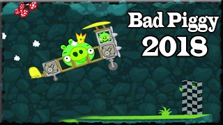 BAD PIGGIES 2018 When Pigs Fly Level 13 To 24
