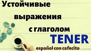 Испанский язык под кофеёк Устойчивые выражения с глаголом TENER