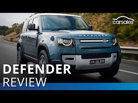 2020 Land Rover Defender 110 P400 Review   Carsales