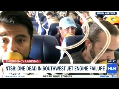 "Southwest Passenger Partially ""Sucked Out"" Plane Window Dies!"