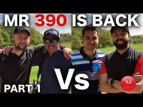"""MR """"390 YARD DRIVE"""" IS BACK! RINGWAY GC PART 1"""