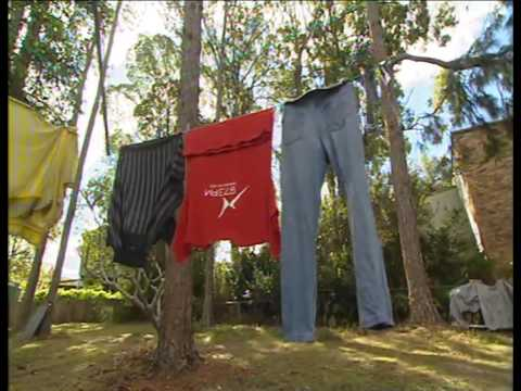 Elaundry How To Hang Clothes On The Line Drying Tips Youtube