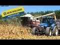 New Holland L524 | DBF | Maize Harvesting | Trebbiatura Mais