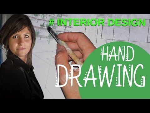 INTERIOR DESIGN DRAWING - Industrial Kitchen 2.0