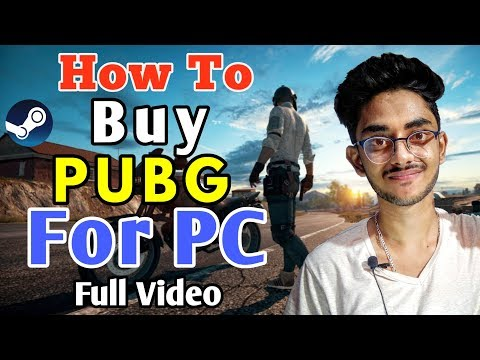 HOW TO BUY PUBG FOR PC IN INDIA || BUY PUBG ON STEAM IN HINDI FULL VIDEO ! NO MORE PAYMENT PROBLEM