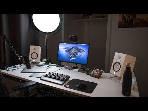 Desk Setup Tour | Youtuber, Worship Leader, Online Business Owner