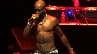 DMX - 6.14.12 - Prayer (Norfolk, VA)