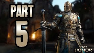 ► For Honor ALPHA | #5 | Pan koule feat. Bauchyč! | CZ Lets Play / Gameplay [1080p] [PC]