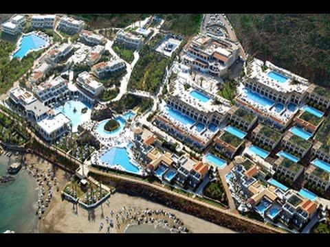 Minos Imperial Luxury Beach Resort Spa Milatos Crete Greece