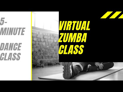 5-Minute Zumba Class | Cleveland Arts and Social Sciences Academy