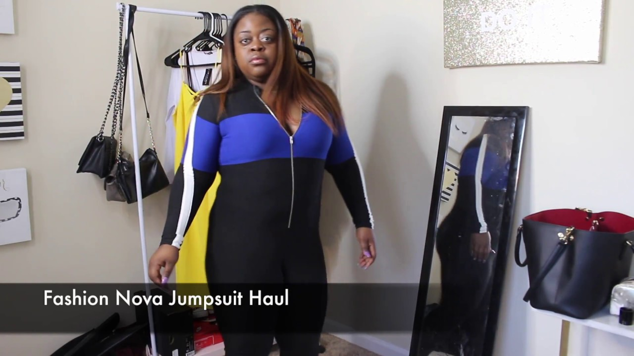 40aa2d27663 Fashion Nova Try-on Haul - Plus Size Edition - YouTube