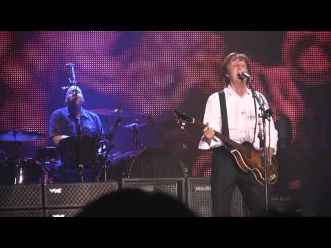 HD - The Word - FIRST TIME EVER! - Paul McCartney - Bologna 2011