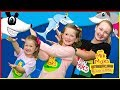Baby Shark | Nursery Rhymes Sing-a-long with The Mik Maks | Music for Children