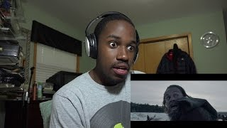 The Revenant | Official Teaser Trailer Reaction