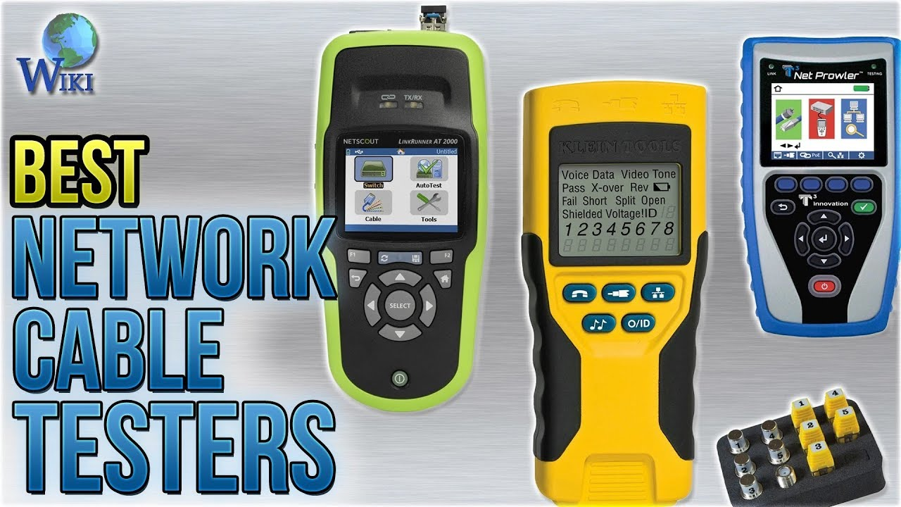 image about Cat6 Cable Tester With Printable Results identified as 10 Great Community Cable Testers 2018