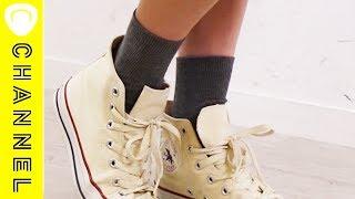 ①5足590円♡GUの靴下が超絶使える スニーカーもパンプスにも合う♡ 590円...
