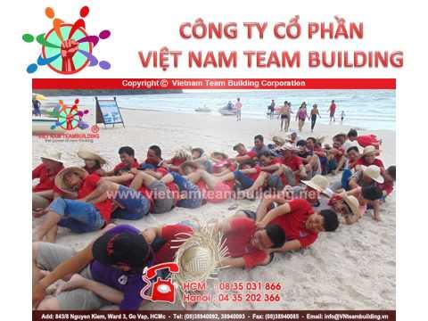 Tổ Chức Du Lịch Team Building Công Ty TNHH Đại Phú Thịnh