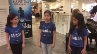 Matilda the Musical - Toronto - Naughty - 2nd Performance
