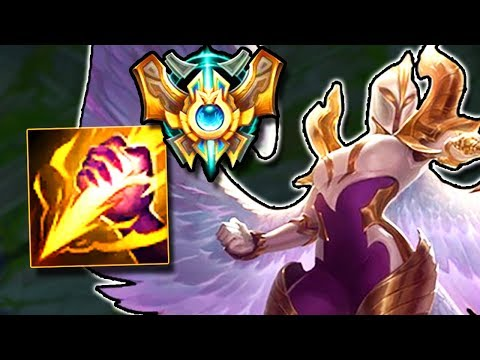 THIS IS WHAT A CHALLENGER KAYLE REWORK JUNGLE LOOKS LIKE! | League of Legends thumbnail