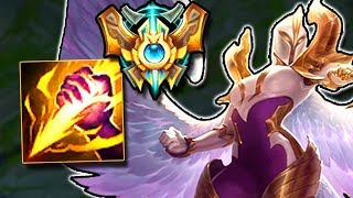 THIS IS WHAT A CHALLENGER KAYLE REWORK JUNGLE LOOKS LIKE! | League of Legends