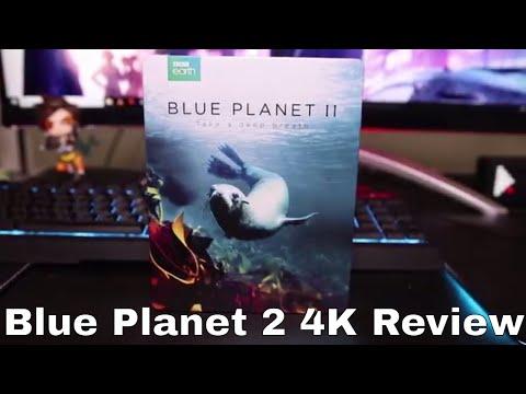 Blue Planet 2 4K Blu Ray Review