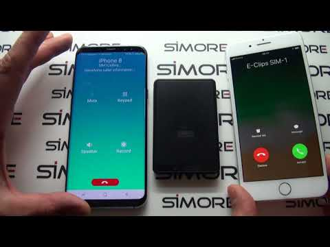 Galaxy S8 Plus - Bluetooth Triple/Dual SIM Adapter Android With 3 Numbers Active At The Same Time