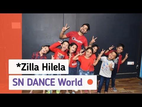 zilla-hilela---jabariya-jodi-|-sn-dance-world