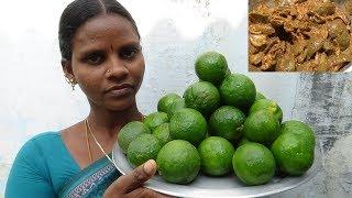 Green Citron Pickle Easy Make ! Narthangai Pickle !! சுவையான எளிதான  நார்த்தங்காய்  ஊறுகாய் !!!