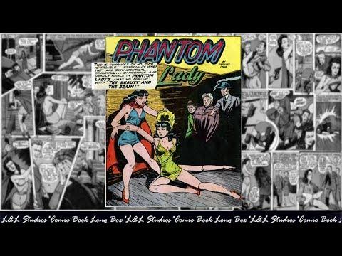Lady Wonder woman phantom