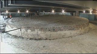 墨西哥城鬧街下 古老阿茲特克神廟現蹤影【大千世界】考古|遺跡景點