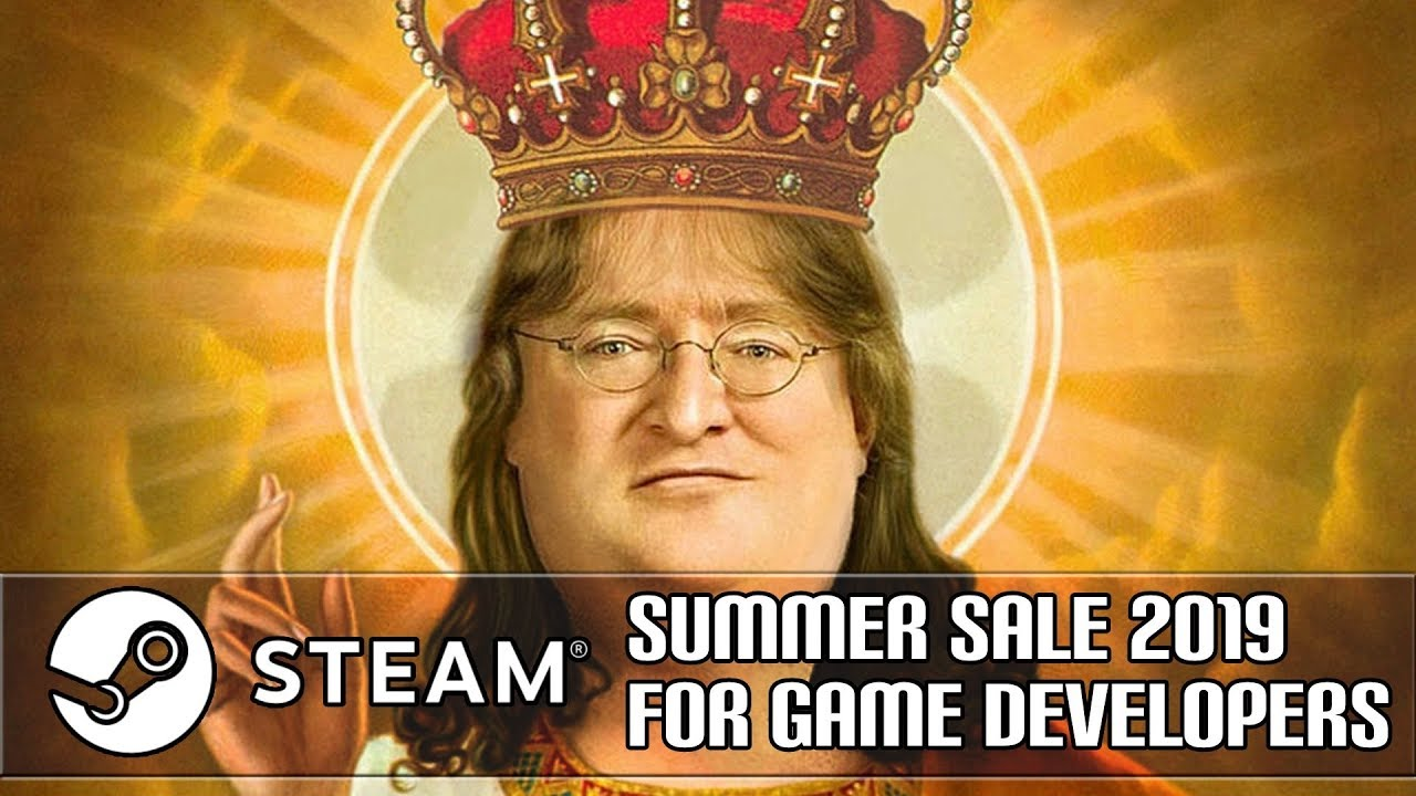 Steam 2019 Summer Sale For Game Developers